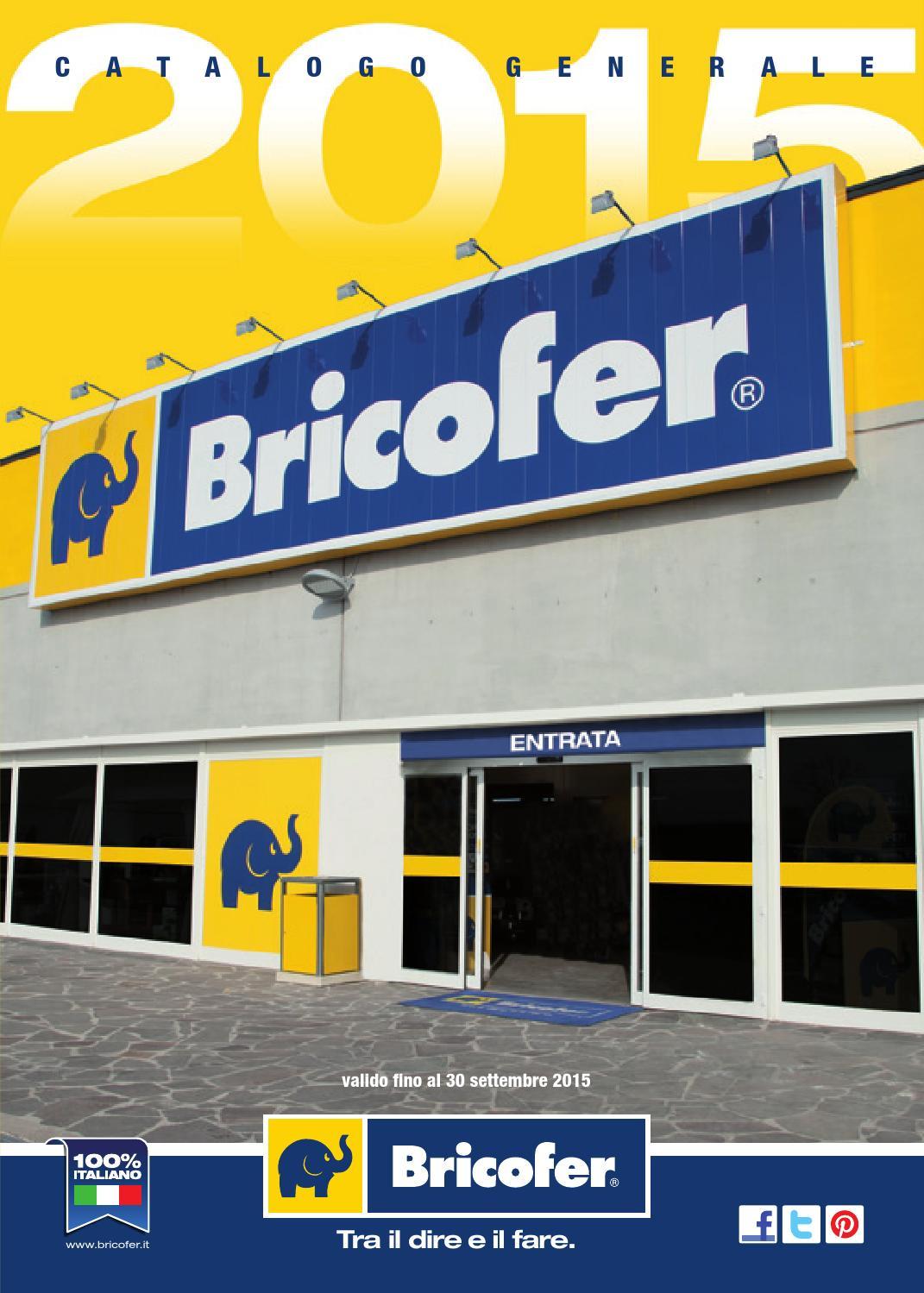 Bricofer catalogo generale 2015 by Bricofer Italia SPA  Issuu
