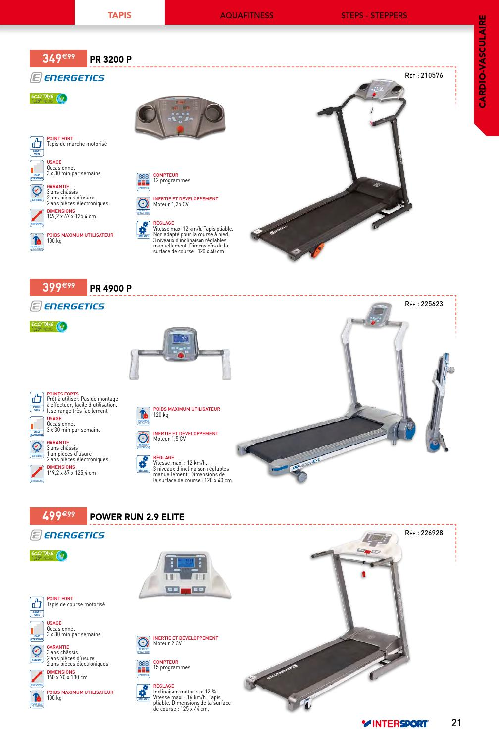 intersport catalogue forme 2015 2016