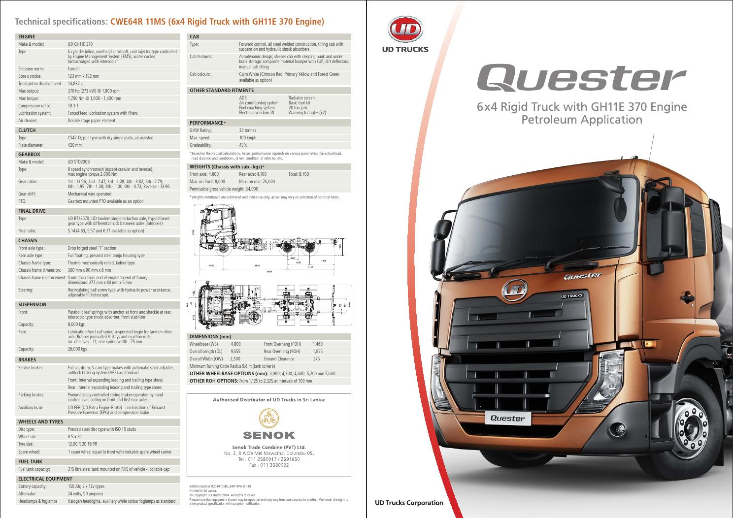 hight resolution of ud trucks wiring diagrams wiring diagram inside ud trucks diagram wiring