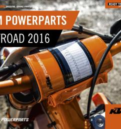 ktm powerparts offroad catalog 2016 english espanol by ktm group issuu [ 1499 x 1124 Pixel ]