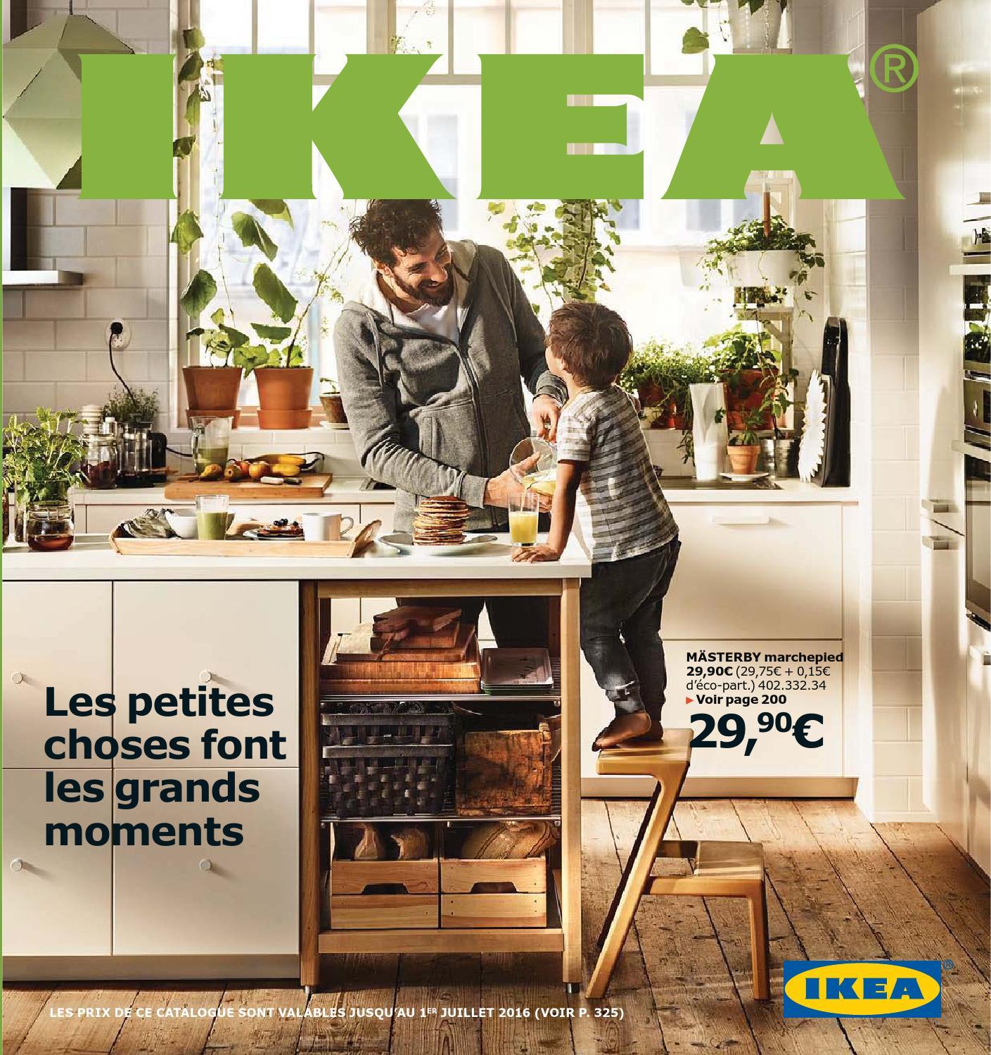 ikea catalogue 2016 by margot ziegler