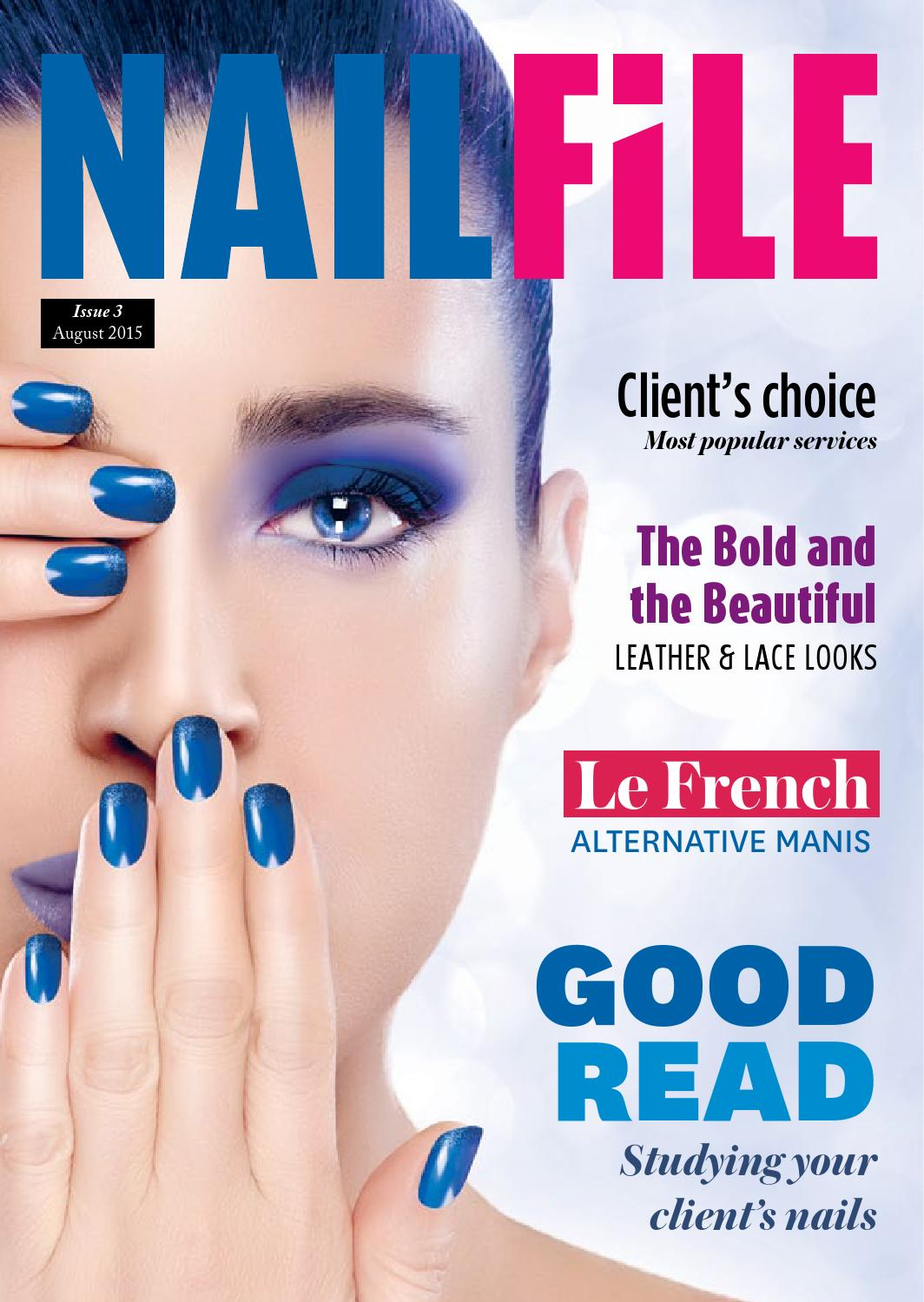 Nail File 1 3lr By Professional Beauty Sa Issuu Technician Courses South Africa