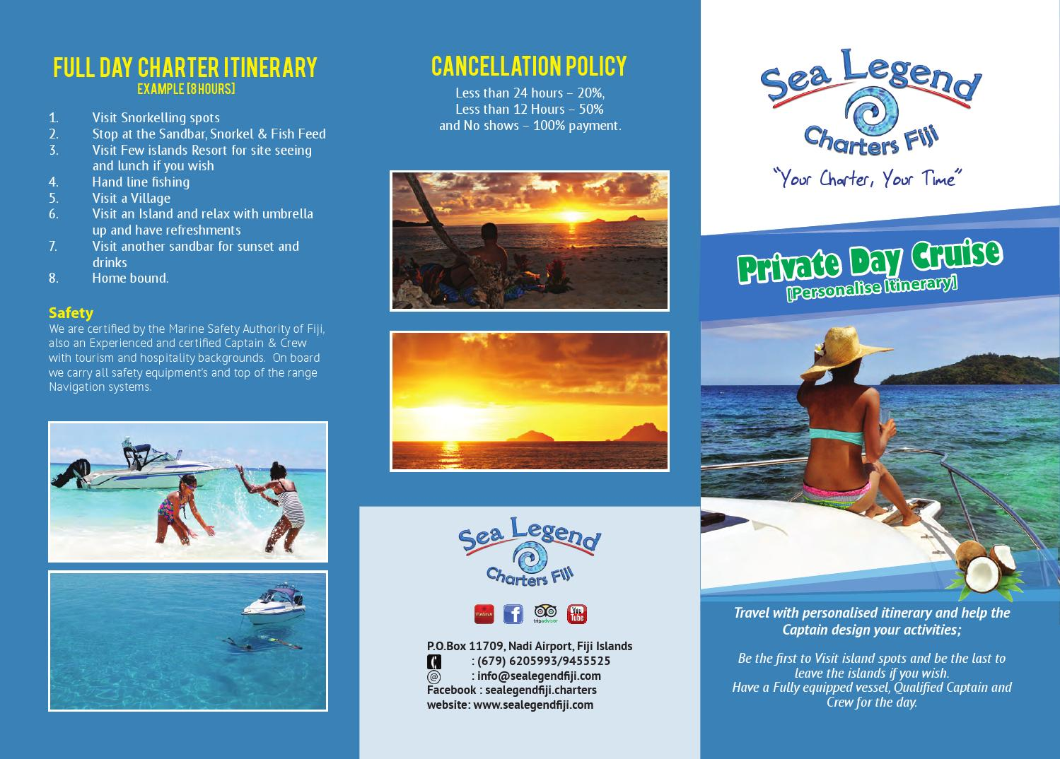 Sea Legend Brochure By Nilesh Kumar Issuu