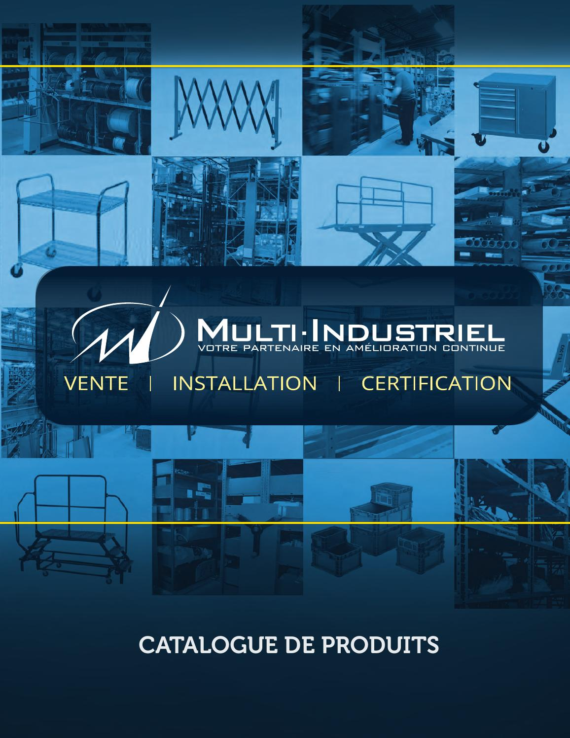 MultiIndustriel Catalogue de produits by MultiIndustriel  Issuu
