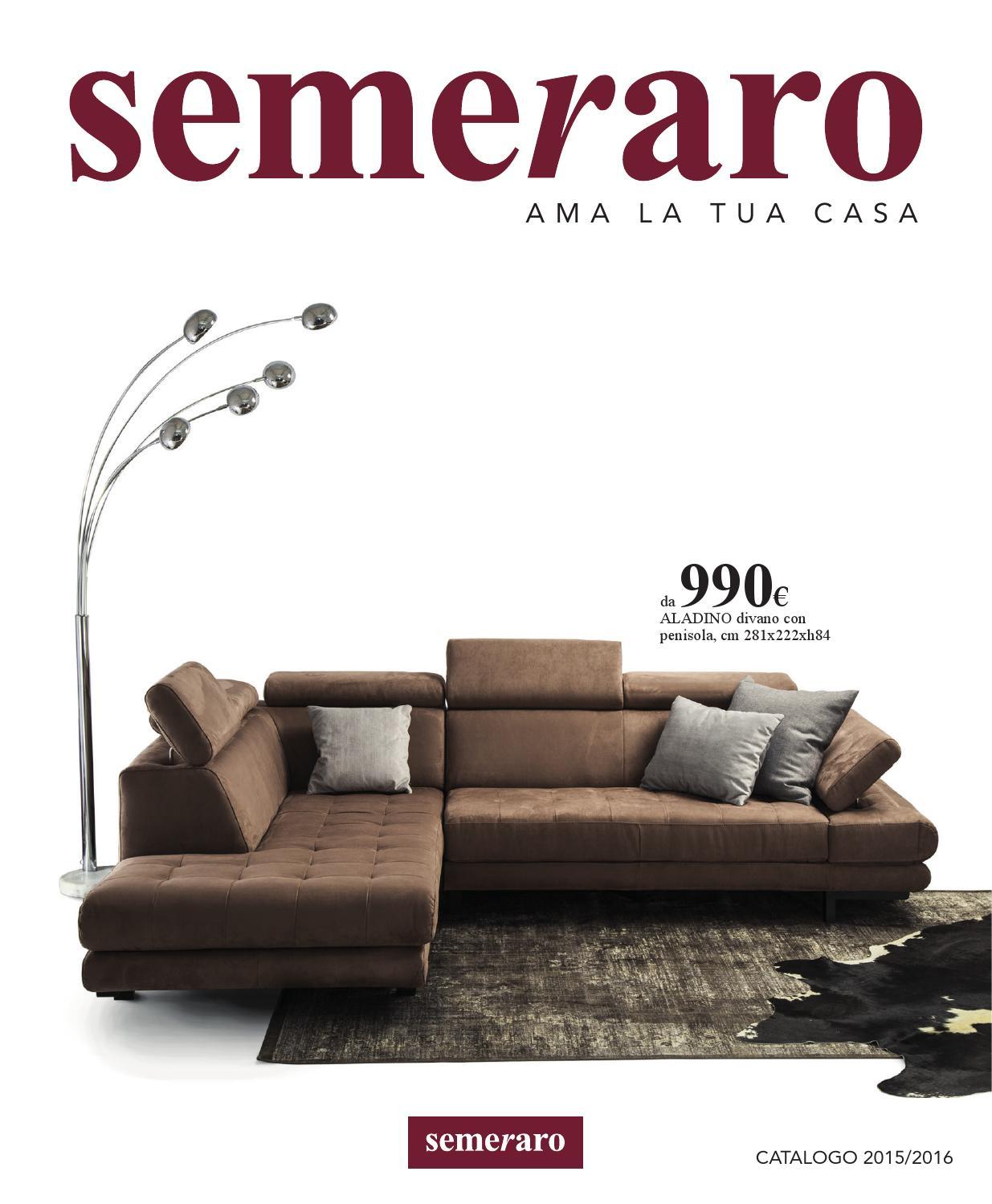 Catalogo semeraro 201516 by Semeraro  Issuu