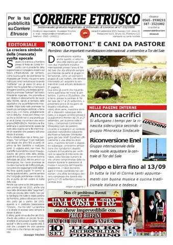 Corriere Etrusco n.116