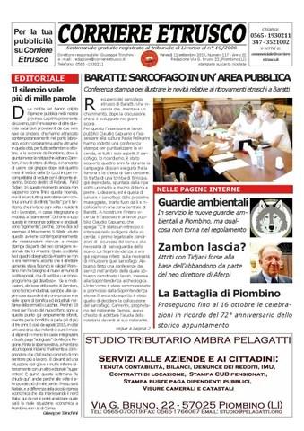 Corriere Etrusco n.117