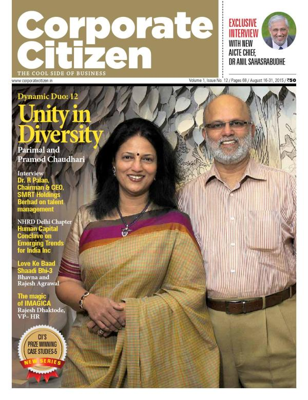 12th Issue - Unity In Diversity Corporate Citizen Issuu