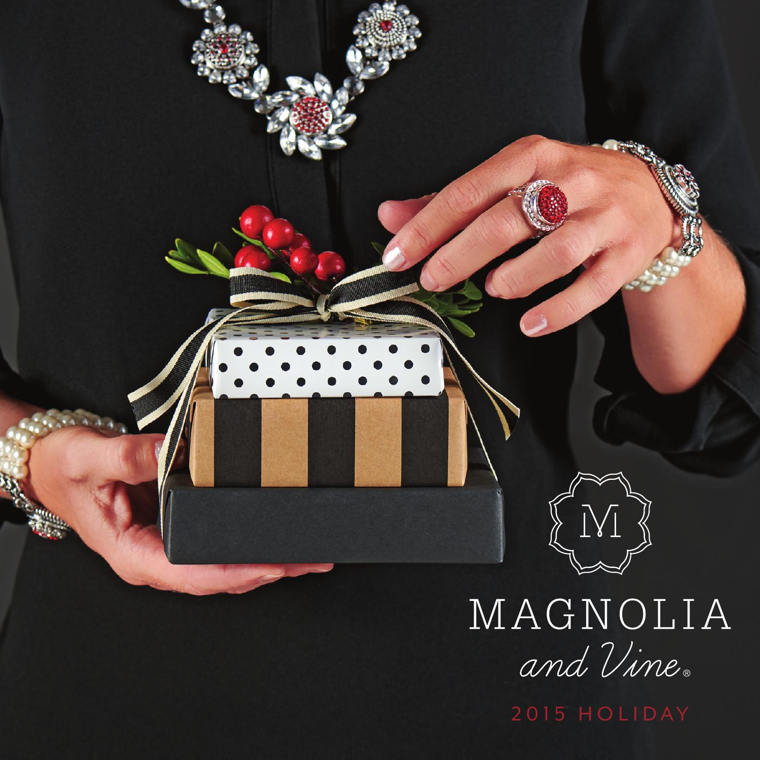 Magnolia And Vine Holiday 2015 By Magnolia And Vine Issuu