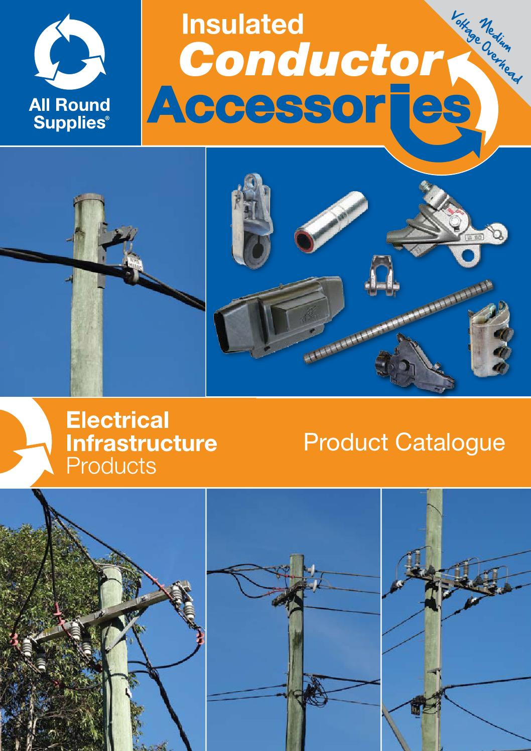 All Round Supplies Insulated Conductor Accessories By All