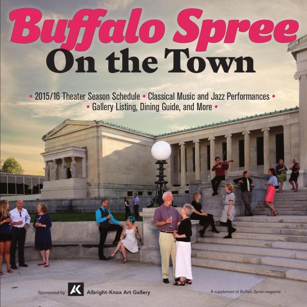 Buffalo Spree' Town Guide - 2015 2016