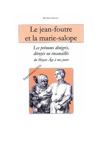 A Retenu Ulysse Bien Avant Belafonte : retenu, ulysse, avant, belafonte, Jean-foutre, Marie-salope,, Supplément, Maurice, Gillet, Issuu