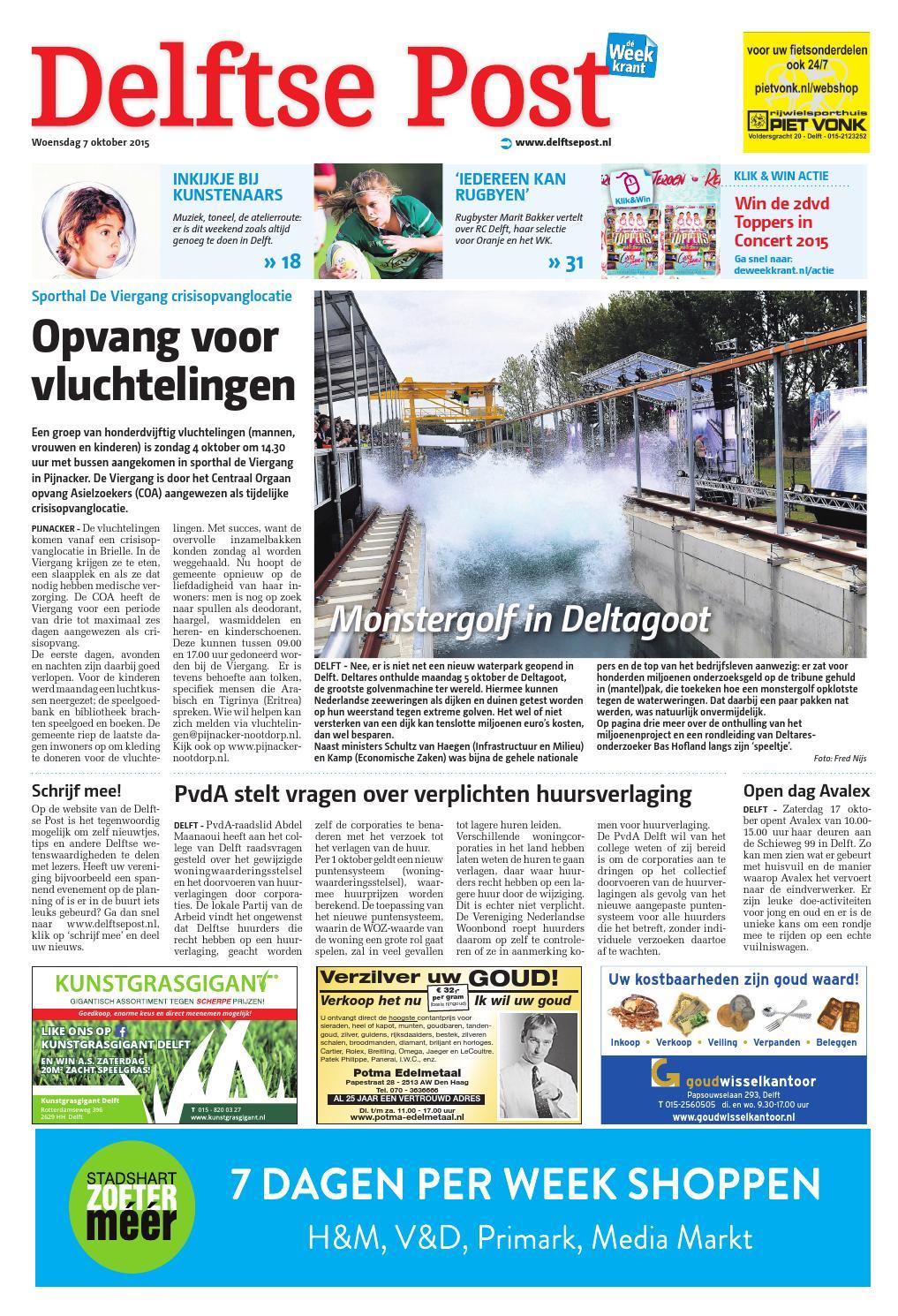 Delftse Post week41 by Wegener  Issuu