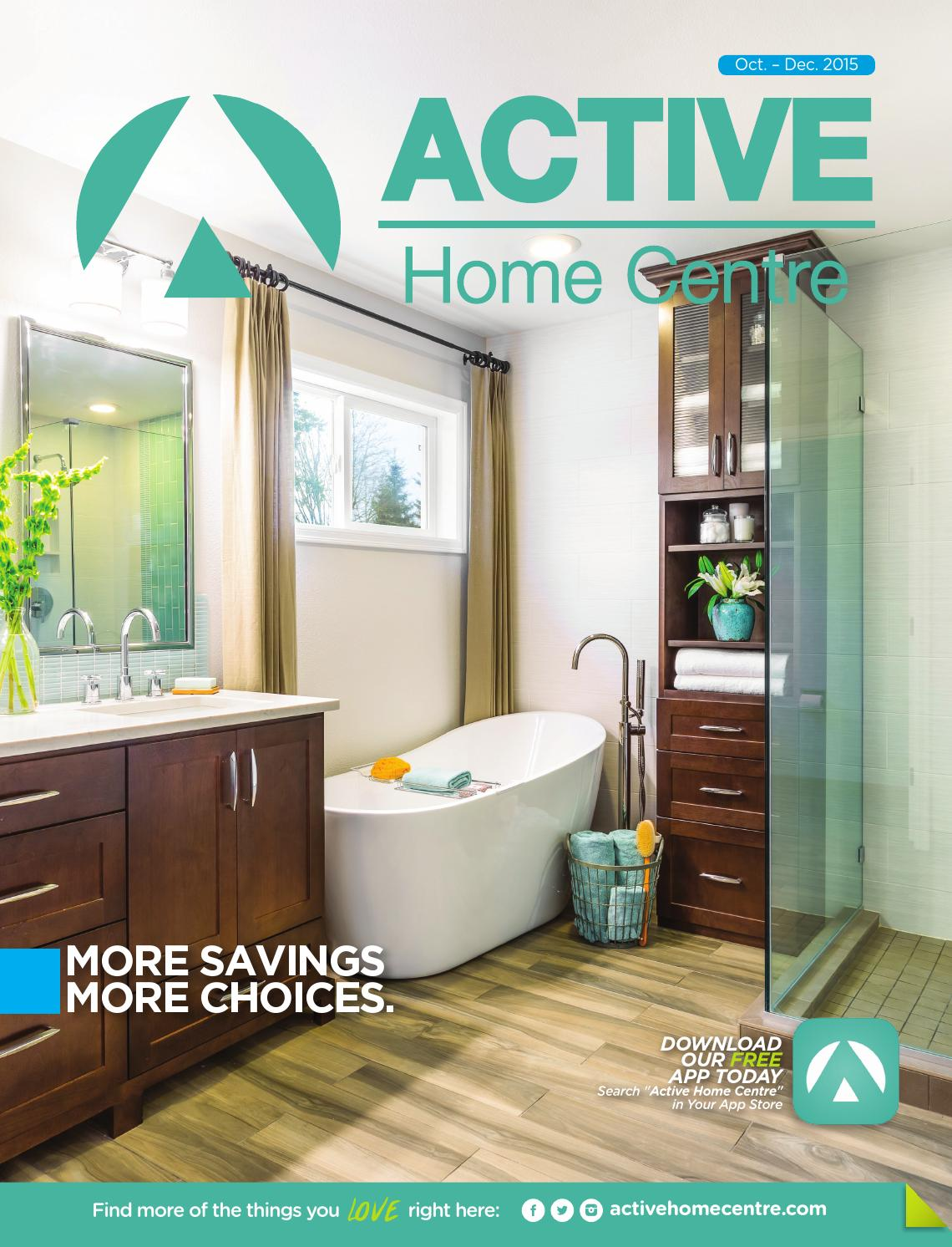 Active Home Centre Catalogue 2015 By Active Home Centre Issuu