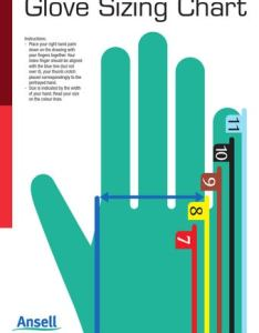 Glove sizing chart en also by mikel cerveaux issuu rh