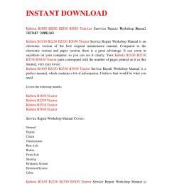array download kubota b3030 owners manual rh larceluefchikw gq [ 1058 x 1497 Pixel ]