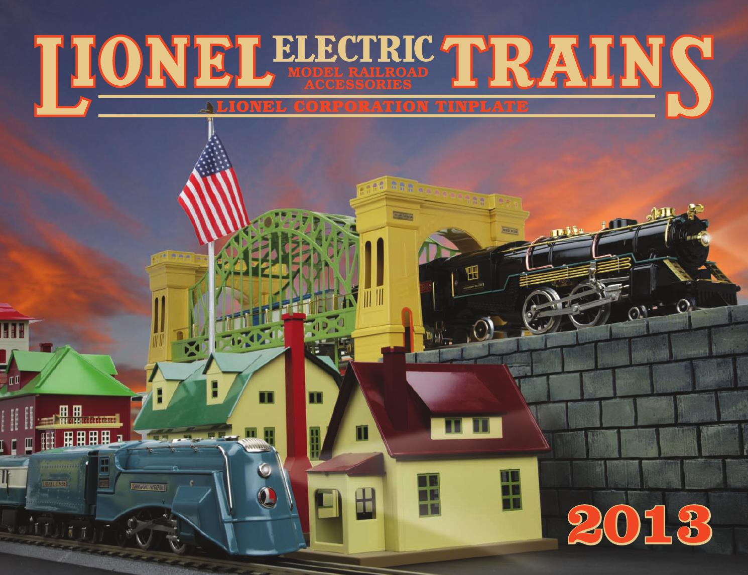 hight resolution of lionel 2013 by modellismoferroviario it issuu american flyer train parts diagram lionel 256 engine exploded diagrams