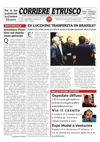 Corriere Etrusco n. 122