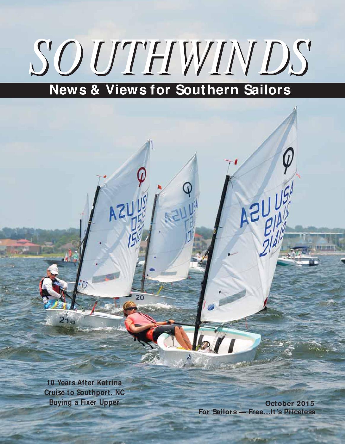 Southwinds October 2015 By SOUTHWINDS Magazine Issuu
