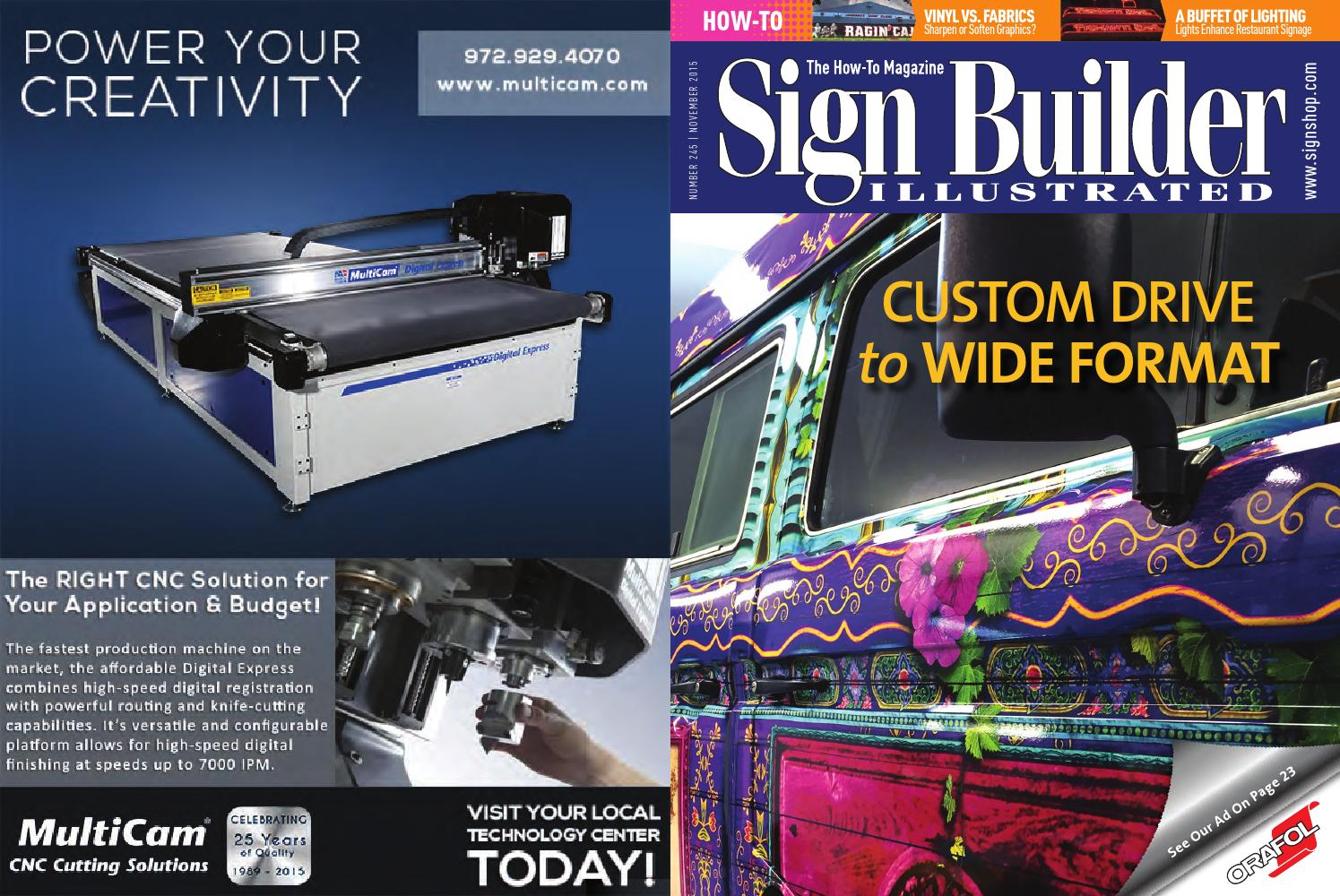 hight resolution of sign builder illustrated november 2015 by sign builder illustrated issuu