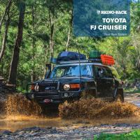 Rhino-Rack Toyota FJ Cruiser Brochure 2015 by Rhino Rack ...