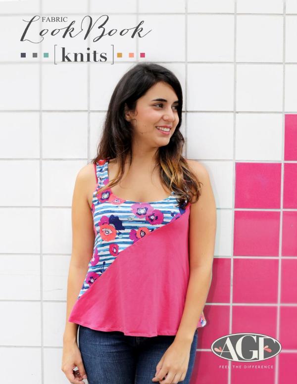 Art Fabrics Knits Lookbook