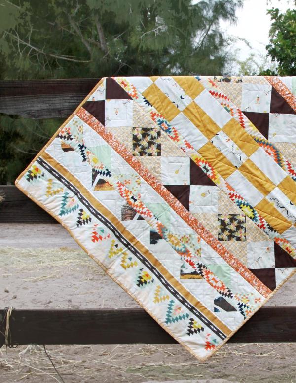 Wanderer Fabric Collection April Rhodes Art
