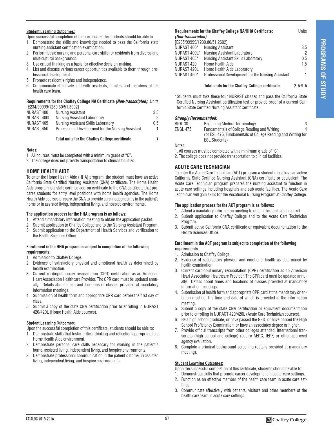 Home Health Aide License Verification California