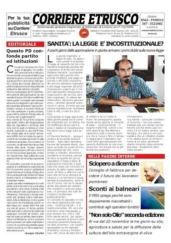 Corriere Etrusco n. 126