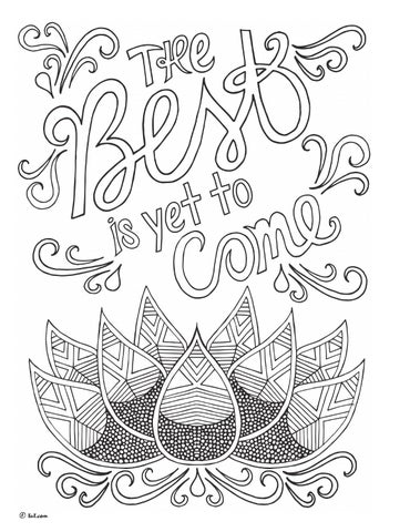 Notes From the Universe Colouring Book by Mike Dooley by