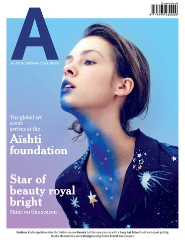 a magazine issue 81