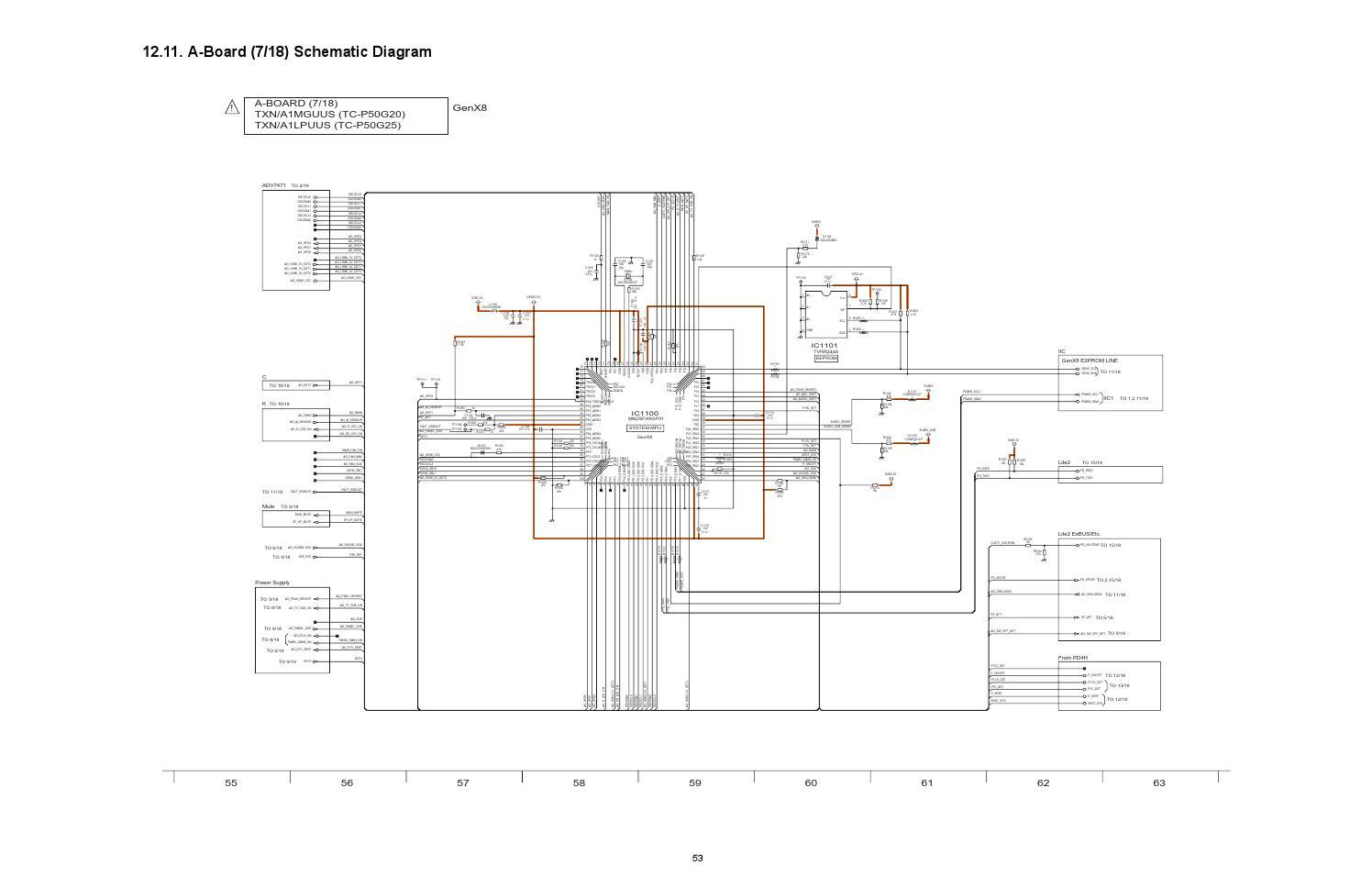 Manual de servico panasonic modelos tc p50g20 e tc p50g25