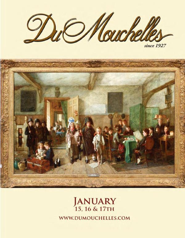 Dumouchelle Art 2016 January 15th-17th Auction