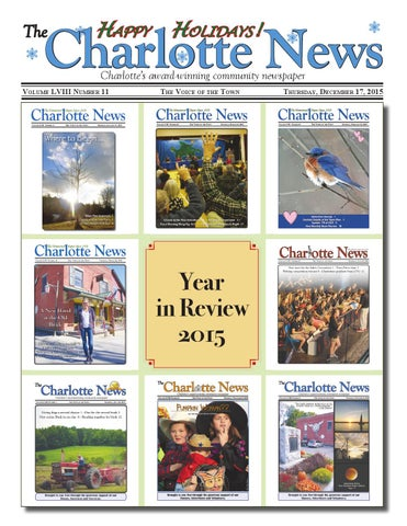 The Charlotte News   December 17, 2015 by The Charlotte News - issuu