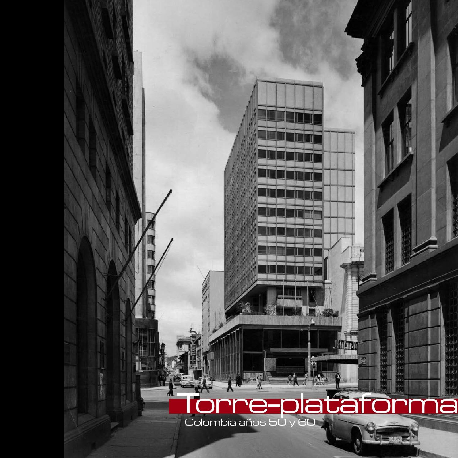 Torre plataforma en colombia aos 50 y 60 by Edison Henao