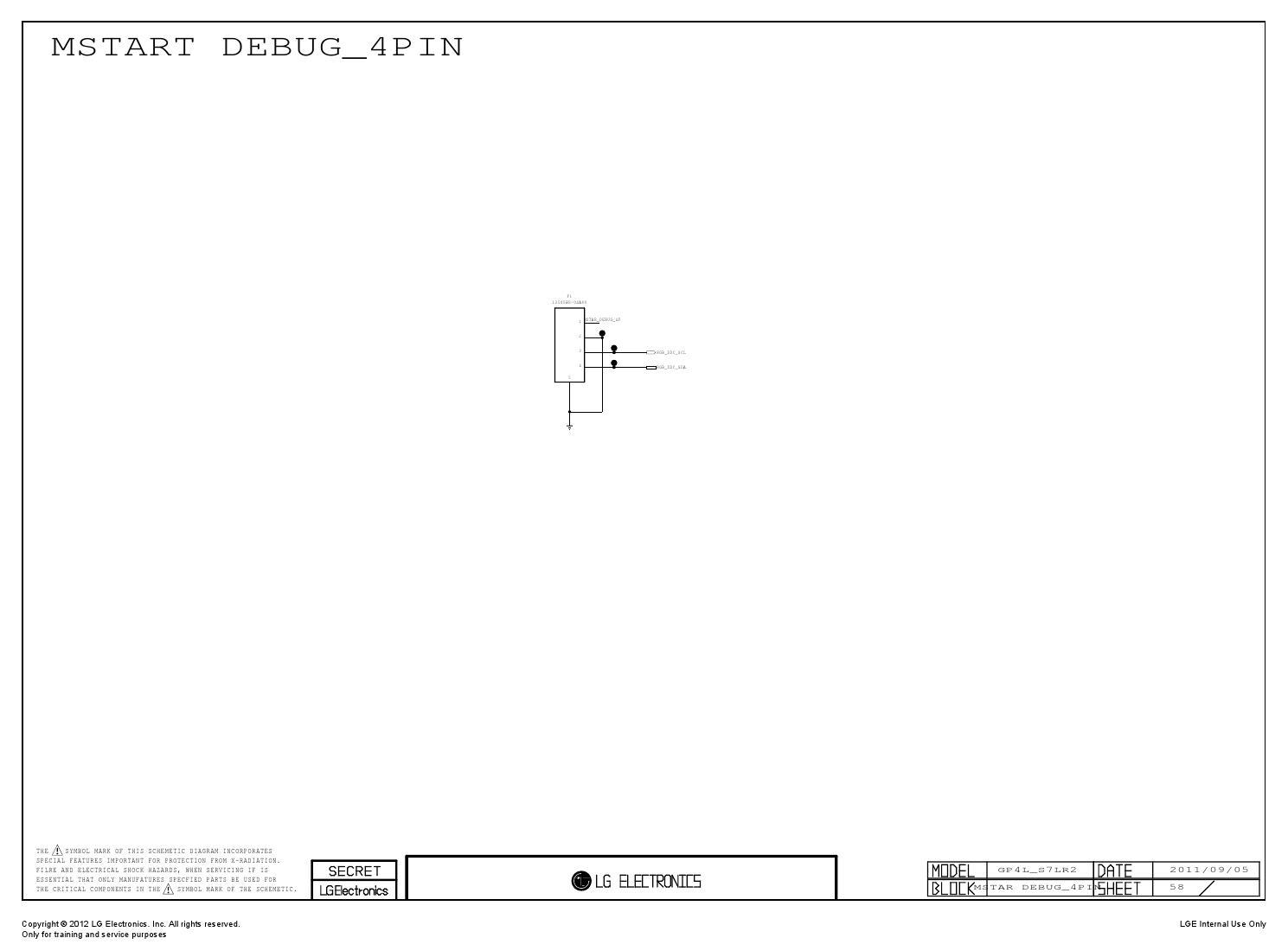 Manual de serviço TV LED LG modelos 32LS3500 (32LS35XX