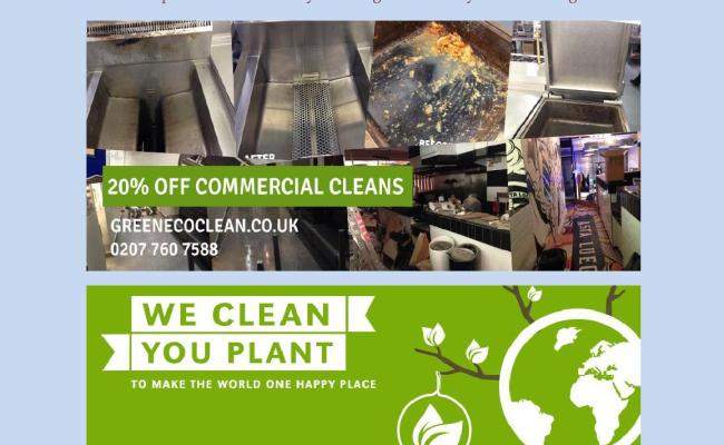 Professional Cleaning Services London By Green Eco Clean