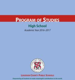 LCPS 2016- 2017 High School Program of Studies by Kevin Terry - issuu [ 1496 x 1156 Pixel ]