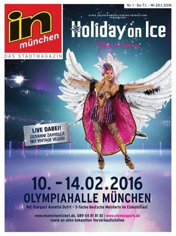 in mnchen Ausgabe 012016 by InMagazin Verlags GmbH  Issuu