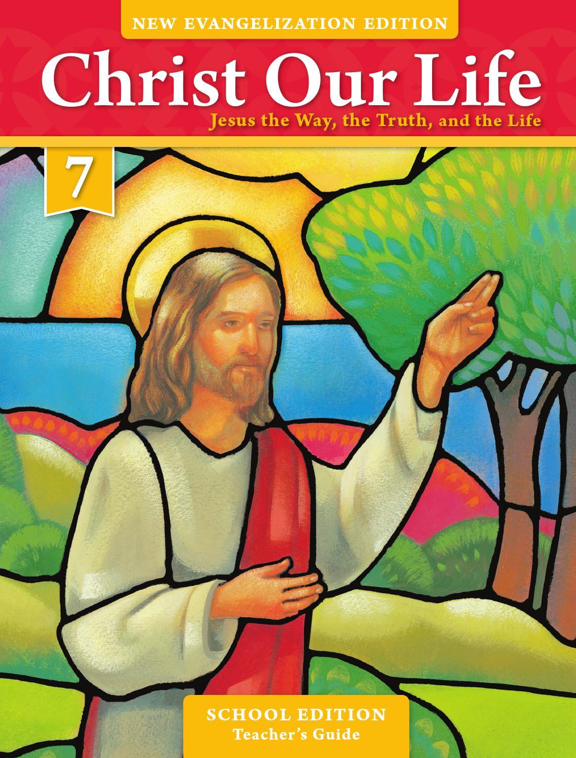 hight resolution of Christ Our Life 2016 Grade 7 Teacher School Edition by Loyola Press - issuu