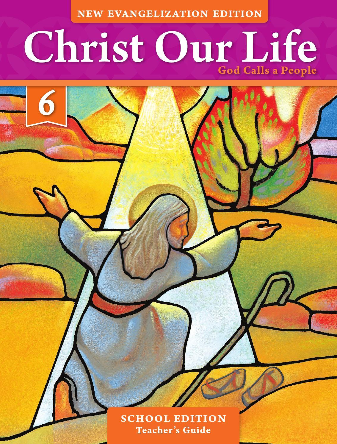 hight resolution of Christ Our Life 2016 Grade 6 Teacher School Edition by Loyola Press - issuu