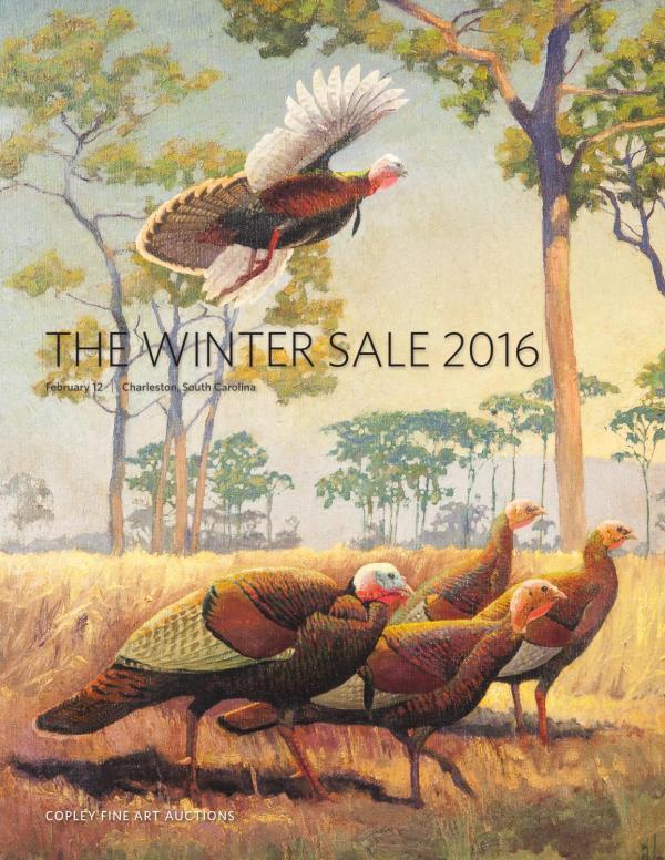 Winter 2016 Copley Fine Art Auctions