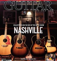 collectible guitar magazine then and now sep oct 2015 by collectible guitar [ 1156 x 1496 Pixel ]