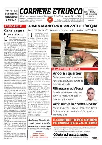 Corriere Etrusco n.132