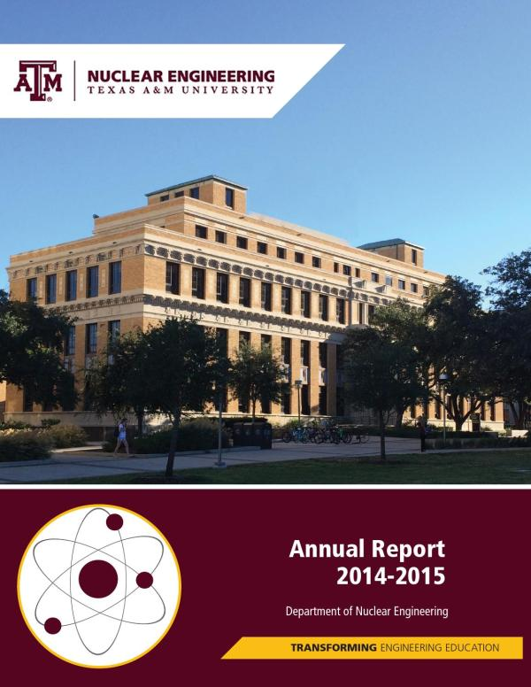 Texas A&M Nuclear Engineering Department