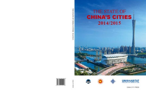 State Of China Cities 2014 2015 By Un Habitat Issuu