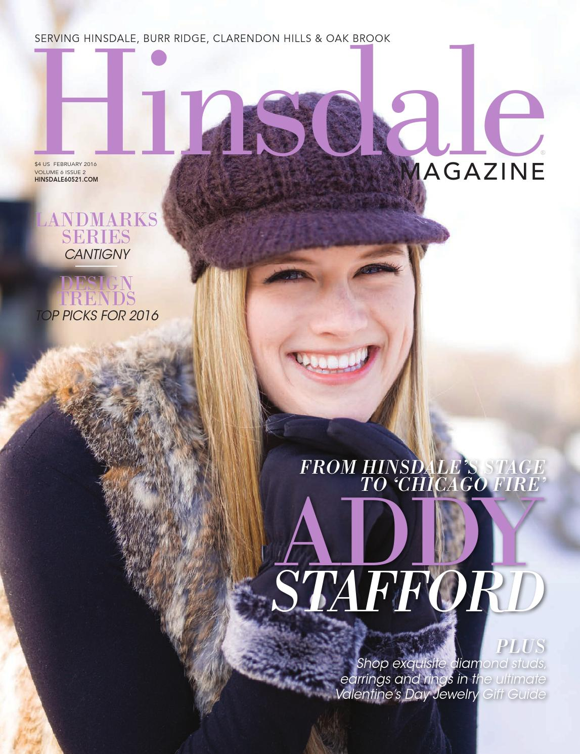 Hinsdale Magazine February 2016 by wwwHinsdaleMagcom  Issuu