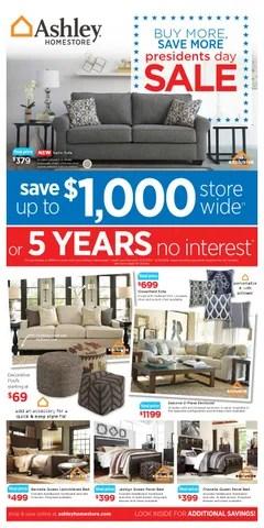 Ashley Furniture Layaway : ashley, furniture, layaway, President's, Ashley, Furniture, HomeStore, Laredo, Issuu