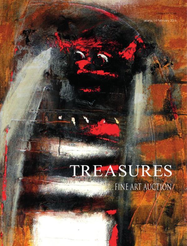 Treasures Fine Art Auction Masterpiece House