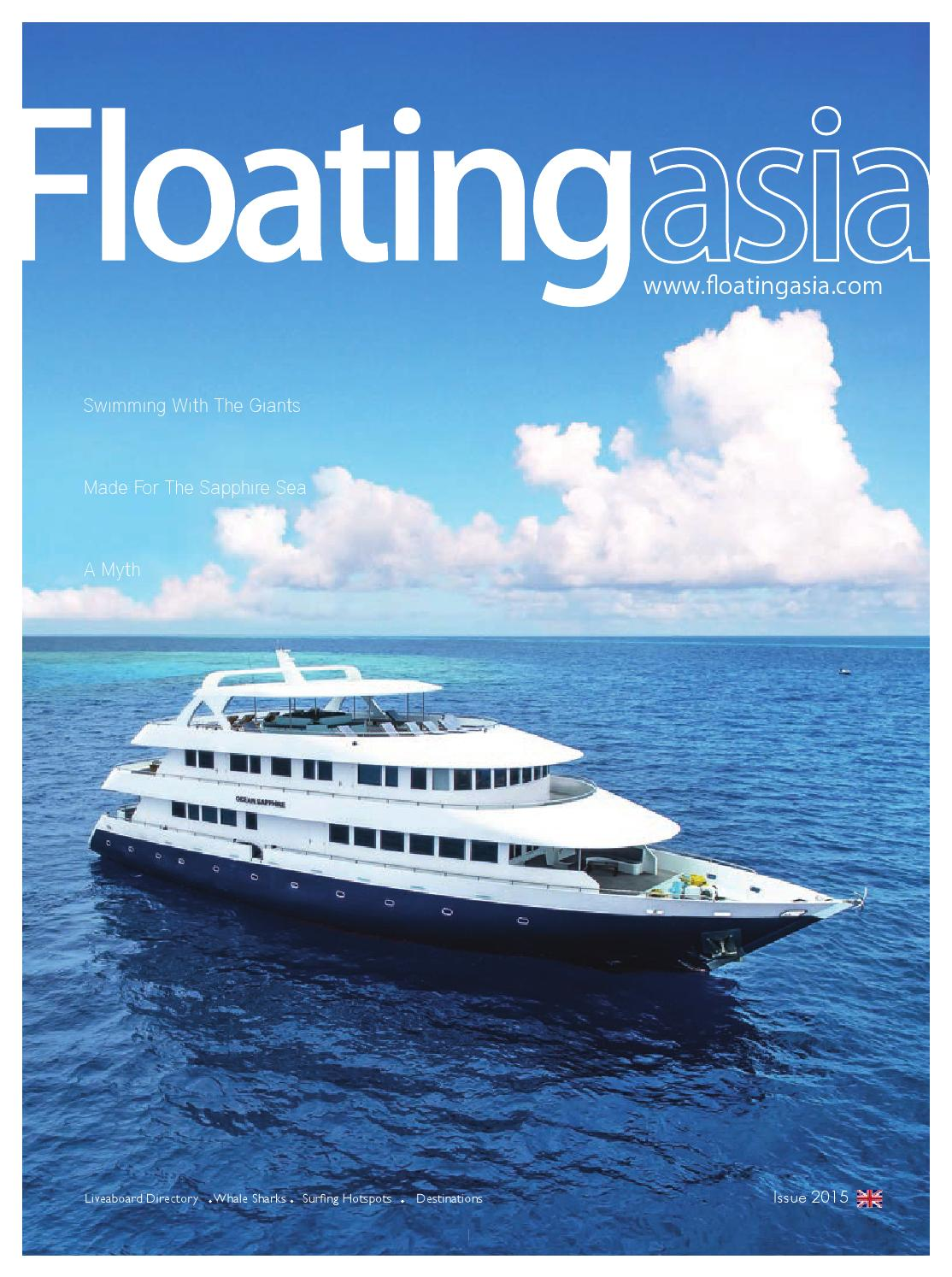 Floating Asia 2015 By Floating Asia Issuu